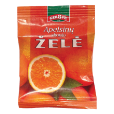 Gerove - Orange Flavour Jelly 95g