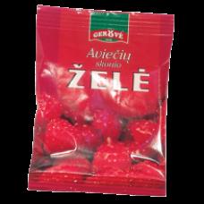 Gerove - Raspberry Flavour Jelly 95g