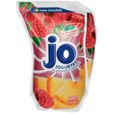 JO - Yogurt with Raspberries and Melons 900g
