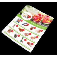 GO-PROMO leaflet pcs FREE