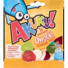 Jutrzenka - Akuku Little Fruits Sweets 90g