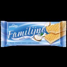 Jutrzenka - Familys Coconut Flavour Wafers 180g