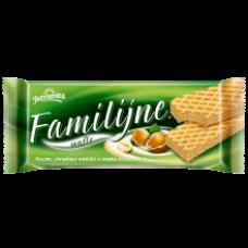Jutrzenka - Familys Hazelnuts Flavour Wafers 180g