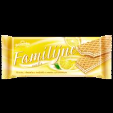 Jutrzenka - Familys Lemon Flavour Wafers 180g
