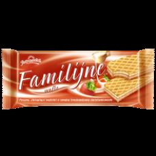 Jutrzenka - Familys Wafers with Strawberry Cream 180g