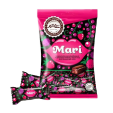 Kalev - Mari Berry Flavour Jelly Sweets 175g