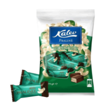 Kalev - Praline Sweets with Cashew Nuts 175g