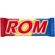 Kandia - Rom Bar With Rum Filling / Ciocolata Rom 30g
