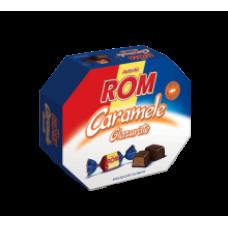 Kandia - Rom Toffees Cocoa Glazed/ Caramele Cu Rom Glazurate 210g
