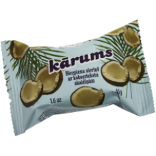 Karums - Glazed Curd Cheese Bar with Coconut 45g