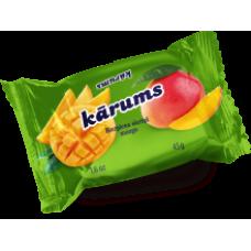Karums - Mango Flavor Glazed Curd Cheese Bar 45g