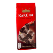 Karuna - Black Chocolate 90g
