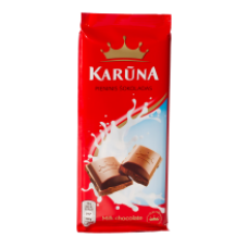 Karuna - Milk Chocolate 90g