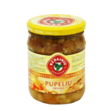 Kedainiu Konservai - Bean Soup with Smoked Pork Belly 500ml