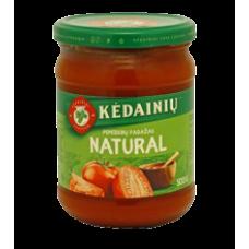 Kedainiu Konservai - Natural Tomato Sauce 500ml