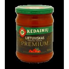 Kedainiu Konservai - Premium Tomato Sauce 500g