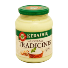 Kedainiu Konservai - Tradicinis Mayonnaise 40% Fat 450g