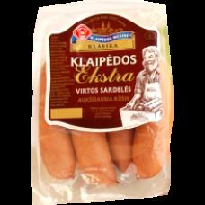 Klaipedos Mesine - Extra Sardeles Cooked Small Sausages 540g