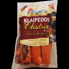 Klaipedos Mesine - Klaipedos Extra Cooked Sausages 520g