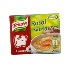 Knorr - Beef Bouillon 60g