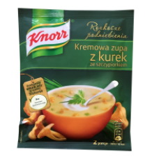 Knorr - Chanterelle Cream Soup with Chive 59g
