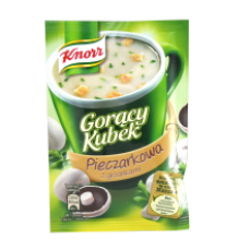 Knorr - GK Champignion Soup with Toasts 15g
