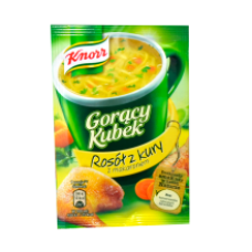 Knorr - GK Chicken Bouillon with Noodles 12g