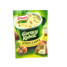 Knorr - GK Chicken Cream Soup with Toasts 16g