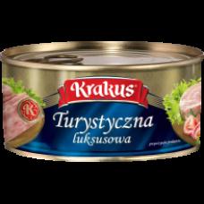 Krakus - Turystyczna Luksusowa Canned Meat 300g