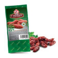 Krekenavos - Dried Small Sausages without Preservatives 250g