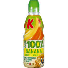 Kubus - Banana-Carrot-Apple 100% Juice 300ml PET
