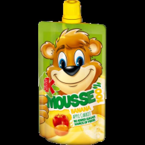 Kubus - Mousse Banana 100g