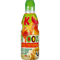 Kubus - Multivitamin 100% Juice 300ml PET