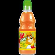Kubus Go - Banana-Carrot-Apple Juice 300ml