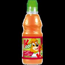Kubus Go - Carrot-Apple-Raspberry Juice 300ml