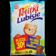 LU - Petitki Lubisie Cakes with Milk 30g