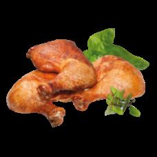 Lackmann - Smoked Chicken Thighs kg (~400g)