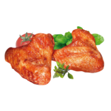 Lackmann - Smoked Chicken Wings kg (~400g)