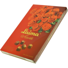 Laima - Assorted Dark Rose Sweets 470g