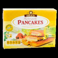 Liutukas ir Ko - Baked Pancakes with Ham and Cheese 300g
