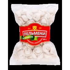 Liutukas ir Ko - Bogatyrskiye Dumplings with Meat 800g