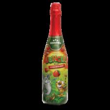 Livonia - Jungle Wild Strawberry Sparkling Soft Drink 750ml