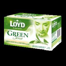 Loyd - Green Sense Aloe Vera Tea 20x1.7g