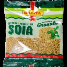 Malita - Soy Granules / Granule de Soia 100g