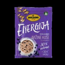 Malsena - Oat Porridge with Blueberry 35g