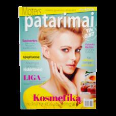 Moters Patarimai - Lithuanian Magazine