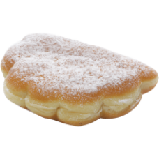 Mantinga - Berliner Small Flover with Blueberry & Cream Filling 85g