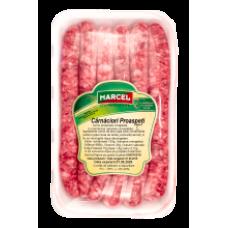Marcel - Pork Sausages in Sheep Casing Frozen /Carnati Proaspeti Congelati in Mat de Oaie (~700g)