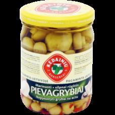 Kedainiu Konservai - Pickled Field Mushrooms 500ml