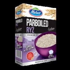 Melvit - Parboiled Rice 4x100g